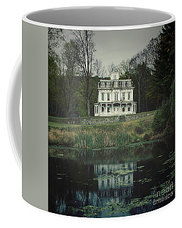 Mansion Reflected At Waterloo Coffee Mug