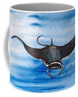 Manta Ray Coffee Mug