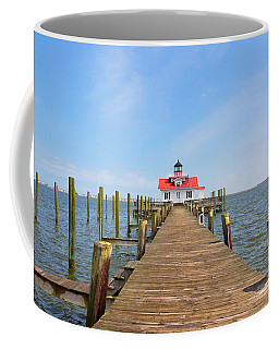 Manteo Lighthouse Coffee Mug