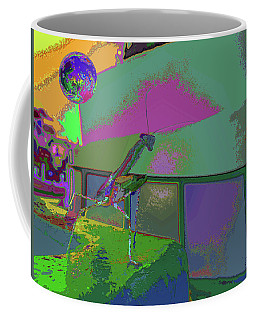 Mantis In Your Shade Of Play  Coffee Mug