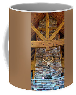 Mantle And Chimney Coffee Mug