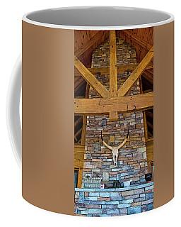 Mantle And Chimney Coffee Mug