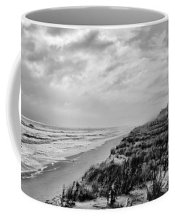 Mantoloking Beach - Jersey Shore Coffee Mug