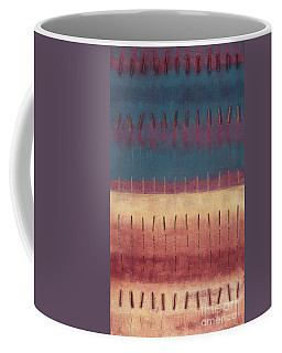 Mantra's I Coffee Mug by Kerryn Madsen-Pietsch
