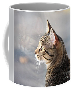 Coffee Mug featuring the photograph Many Faces Of Monty.. by Jolanta Anna Karolska