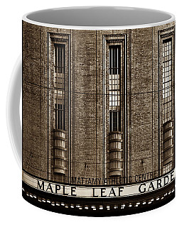 Maple Leaf Gardens Coffee Mug
