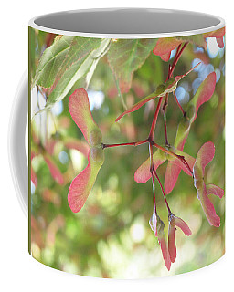 Maple Seeds Coffee Mug