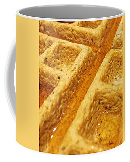 Coffee Mug featuring the photograph Maple Street by Robert Knight
