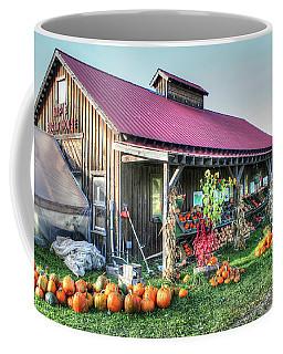 Maple Sugar House Coffee Mug