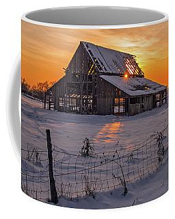 Mapleton Barn Coffee Mug
