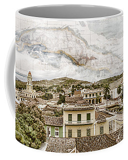 Mapping Trinidad Coffee Mug