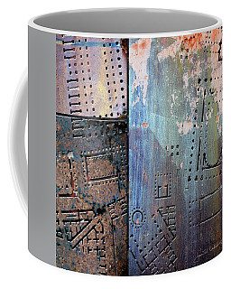Maps #9 Coffee Mug