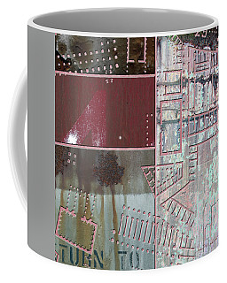 Maps #17 Coffee Mug