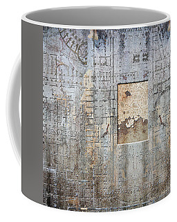 Maps #18 Coffee Mug