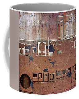 Maps #19 Coffee Mug
