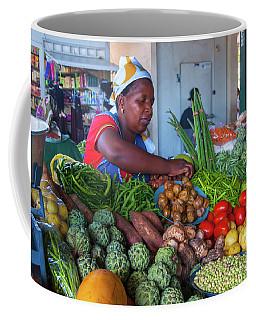 Maputo Market Coffee Mug