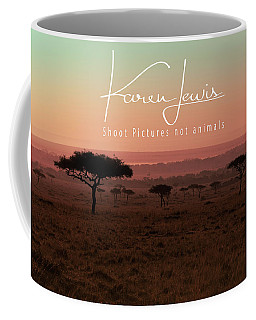 Mara Blushing Dawn Coffee Mug by Karen Lewis