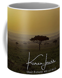 Mara Sunrise Coffee Mug by Karen Lewis