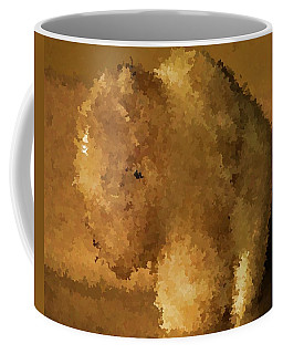 Marble Bison Coffee Mug