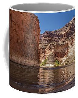 Marble Canyon Grand Canyon National Park Coffee Mug