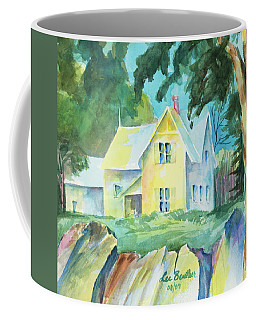 Marblehead Cottage Coffee Mug