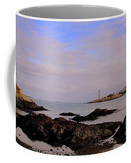 Marblehead Harbor And Light Coffee Mug