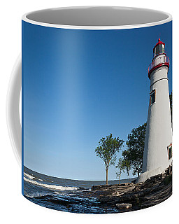 Marblehead Lighthouse Coffee Mug by Dale Kincaid