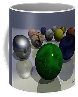 Marbles Coffee Mug