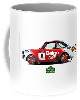 Marc Duez At Spa For T-shirt Coffee Mug