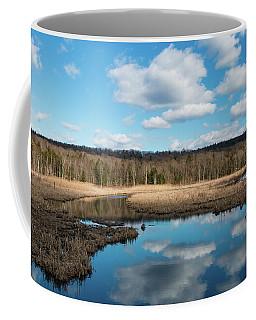 March Afternoon At Black Creek Coffee Mug