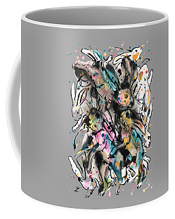 March Hares Coffee Mug