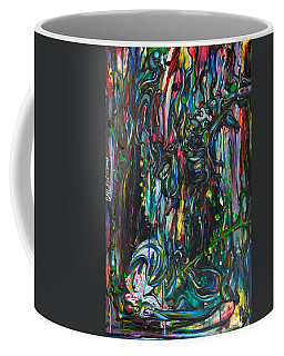 March Into The Sea Coffee Mug