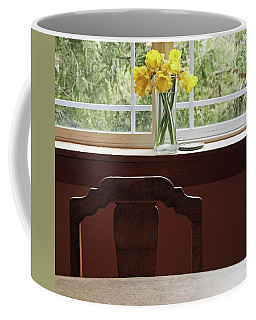 Coffee Mug featuring the photograph March by Laurie Stewart