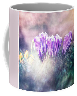 Coffee Mug featuring the photograph March Of The Spring Soldiers by Jaroslav Buna