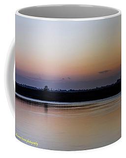 March Pre-sunrise Coffee Mug by Nance Larson
