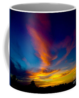 Sunset March 31, 2018 Coffee Mug