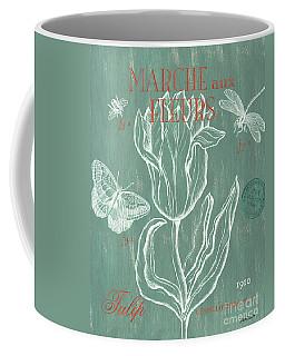 Marche Aux Fleurs Coffee Mug