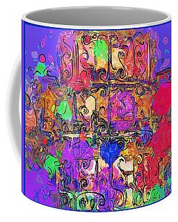 Mardi Gras Coffee Mug by Alec Drake