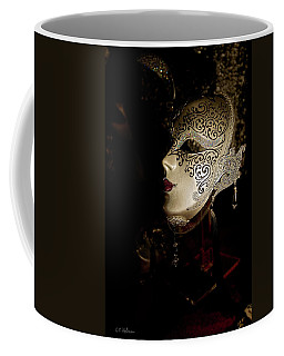 Mardi Gras Mask Coffee Mug