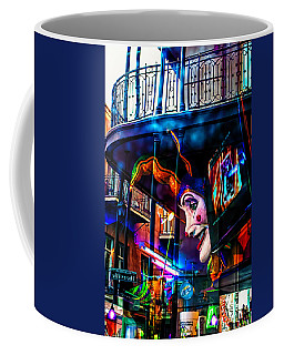 Mardi Gras Reflections Coffee Mug
