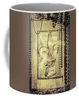 Mardi Gras-window Shopping Coffee Mug by Kathleen K Parker