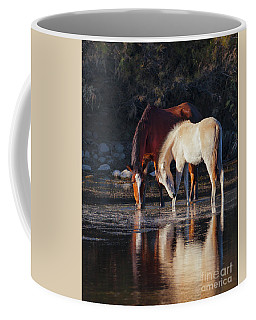 Mare And Colt Reflection Coffee Mug