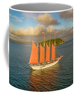 Coffee Mug featuring the photograph Margaret Todd by Michael Hughes