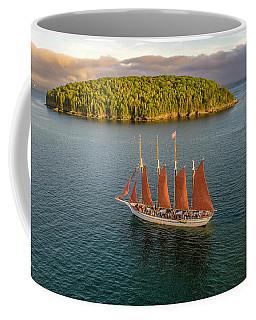 Margaret Todd Schooner Coffee Mug