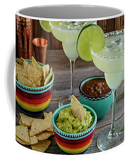 Margarita Party Coffee Mug by Teri Virbickis