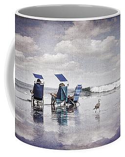 Margate Beach Relaxation Coffee Mug