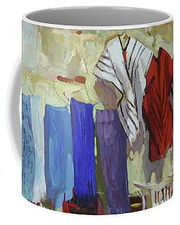 Maria Francesco's Weavings Coffee Mug
