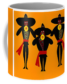 Mariachi Band Coffee Mug