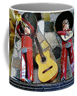 Mariachis On Stage Coffee Mug