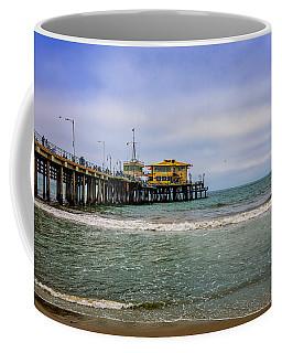 Mariasol On The Pier Coffee Mug